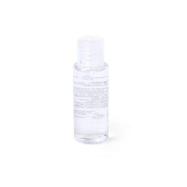 Gel antibacteriano, hidroalcohólico personalizable con logo o marca Grupo Zona