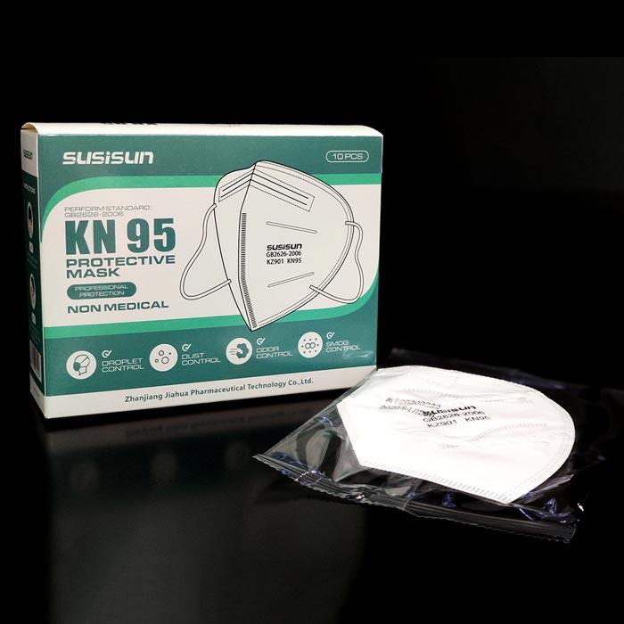 Mascarillas FFP2 KN95 4